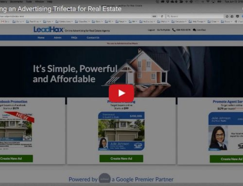Achieving an Advertising Trifecta For Real Estate