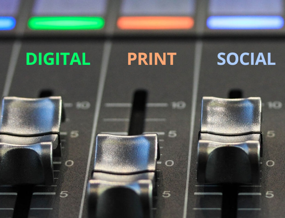 What is the Best Balanced Media Mix for SMBs?