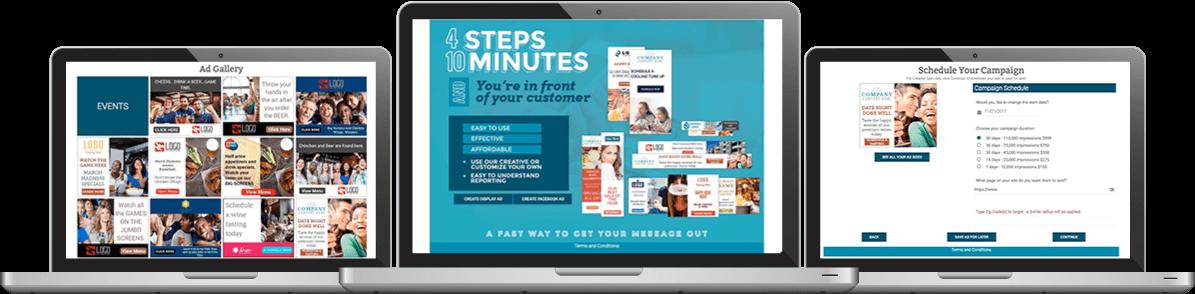 Self Serve Advertising Software Digital