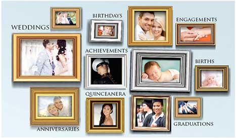 AdPortal Celebration Classifications