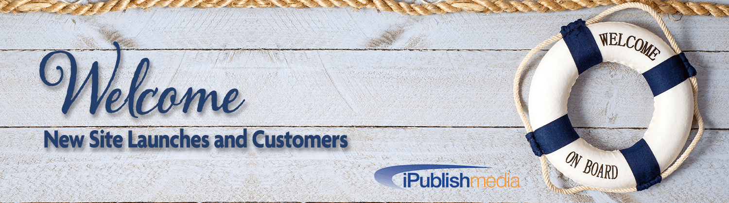 iPublish Media New AdPortal Customers