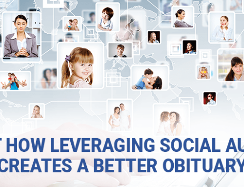 Leveraging Social Audiences to Create a Better Obituary